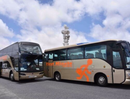 Why buses in Canary Islands are called Guagua