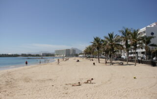 Beaches in Arrecife