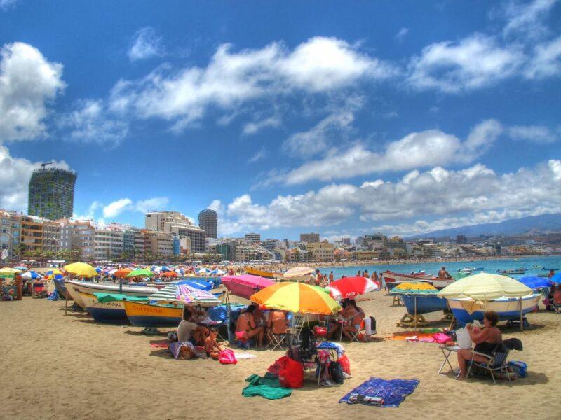 Tourism of Las Palmas de Gran Canaria