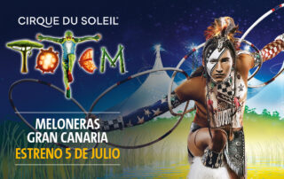 Cirque du Soleil in Gran Canaria