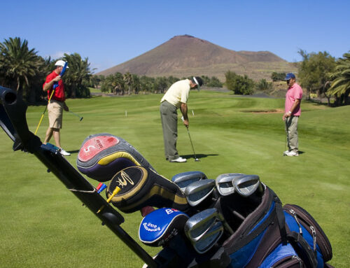 Golf in Lanzarote