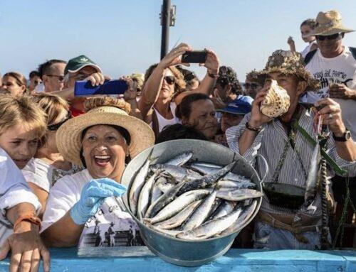 Vará del Pescao 2019 in Gran Canaria
