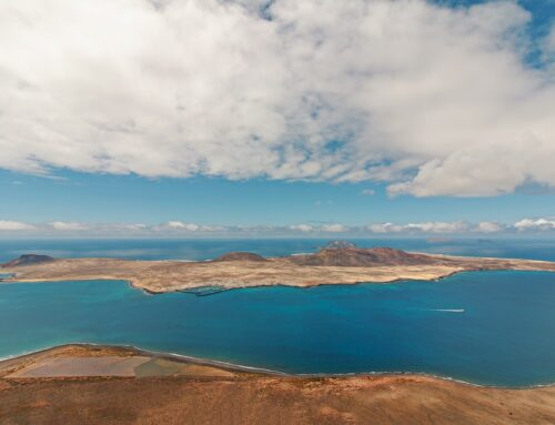 Discover La Graciosa from Lanzarote