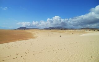 Fuerteventura from Lanzarote