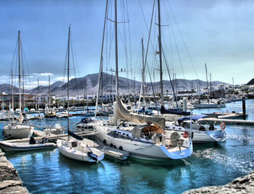 Ports of Lanzarote