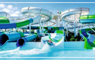 Water parks of Lanzarote
