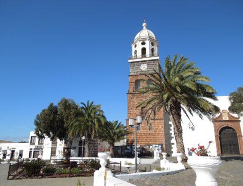 Exploring Teguise in Lanzarote
