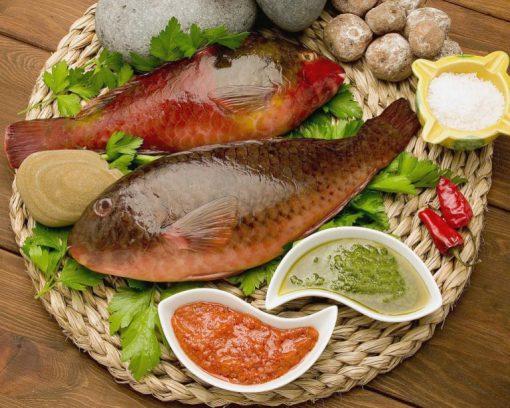 gastronomía de Navidad en Canarias